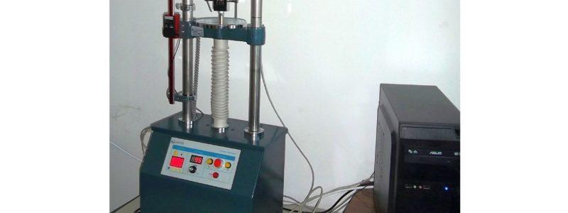 Punere in functiune a unui stand de testare a fortei la I.C.M.E.T. Craiova