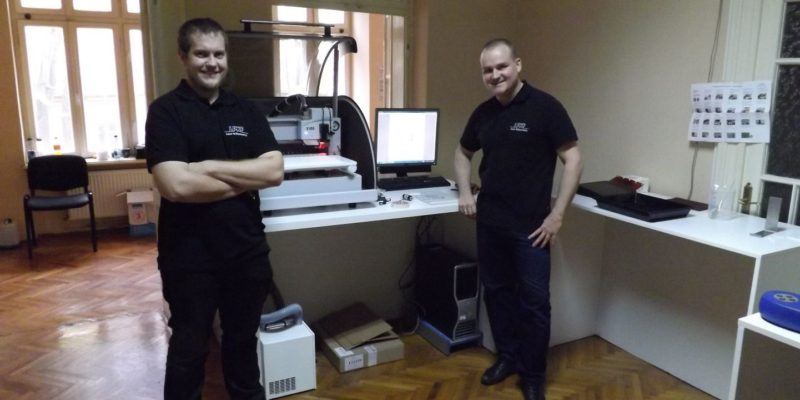 Punere in functiune echipamente LPKF la SC Primulportal SRL Craiova