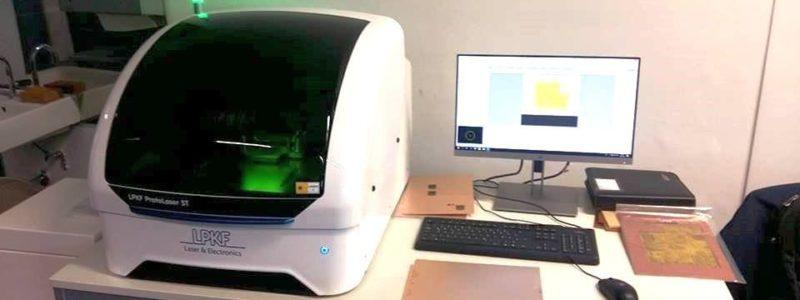 LPKF ProtoLaser ST, prima si unica masina TABLETOP din lume pentru structurarea cu laser a PCB-urilor prototip!