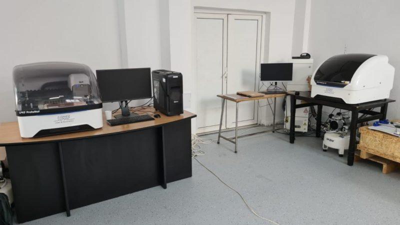 Punere in functiune echipamente LPKF la Academia Tehnica Militară din București